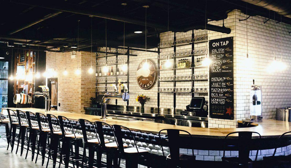 David Dunkelman represents Anheuser-Busch for a new Goose Island Brewery In Philadelphia