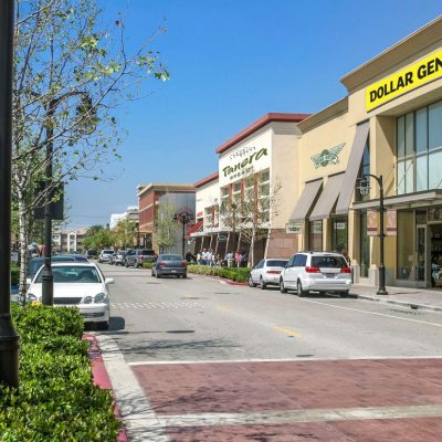 Commercial Retail Development