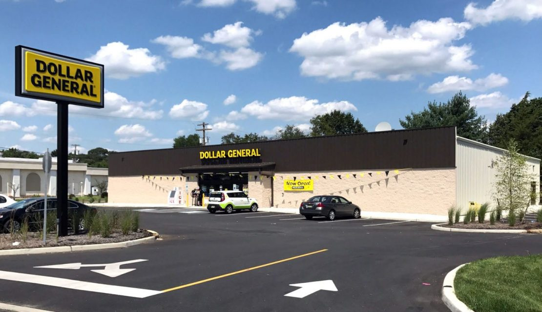 Dollar General continues to expand its footprint in the Philadelphia MSA